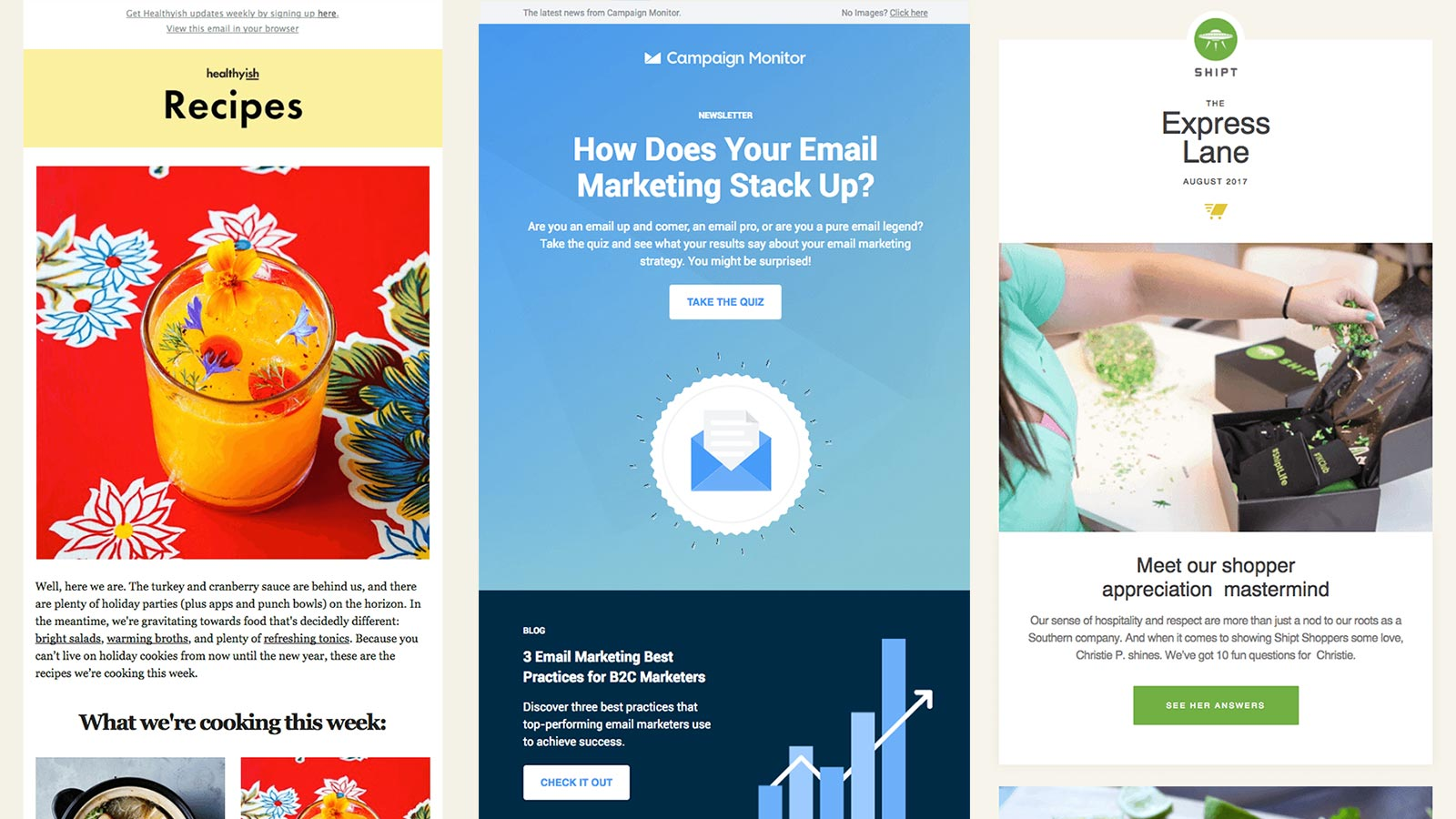 5 Tips for designing the perfect newsletter email template