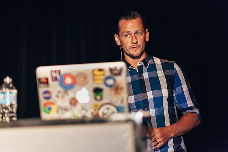Lee Munroe, email designer and developer