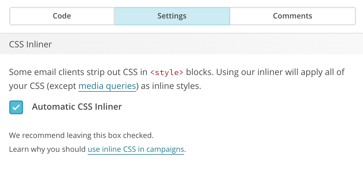How To Use Custom HTML Email Templates With Mailchimp - Mailchimp template tags
